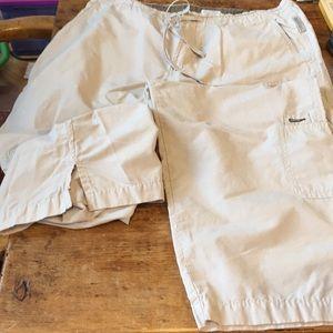 Columbia Crop pant S beige